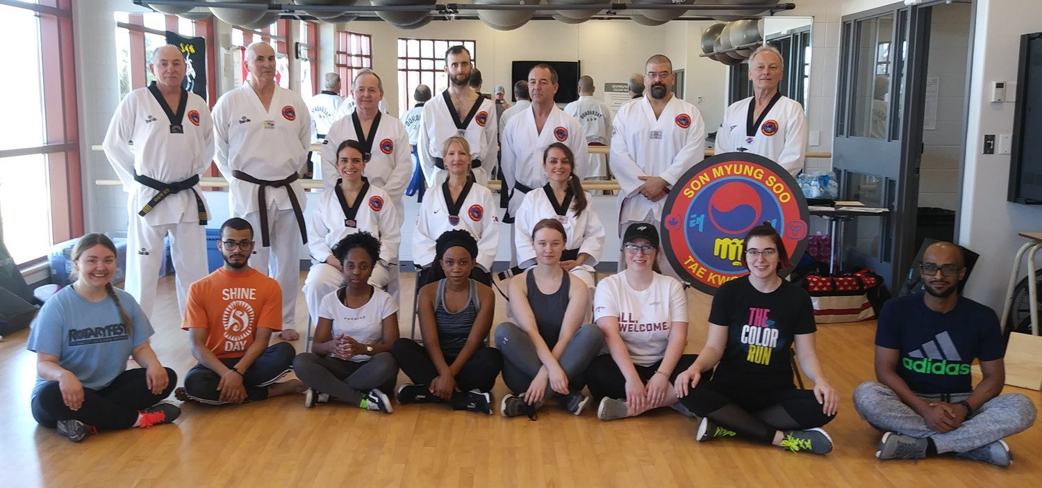 Welcome to the Royal Tae Kwon Do Academy (Northern Branch)